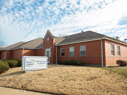 CareSTL Health Pope Avenue Location