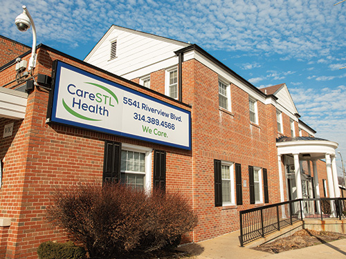CareSTL Health - Riverview Boulevard